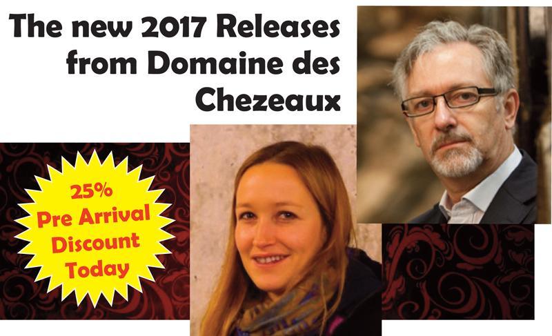 Chezeaux 2017 releases header 25%