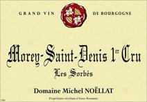 Noellat Morey Sorbes label