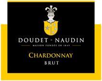 Doudet Sparkling label