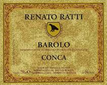 Ratti Conca label