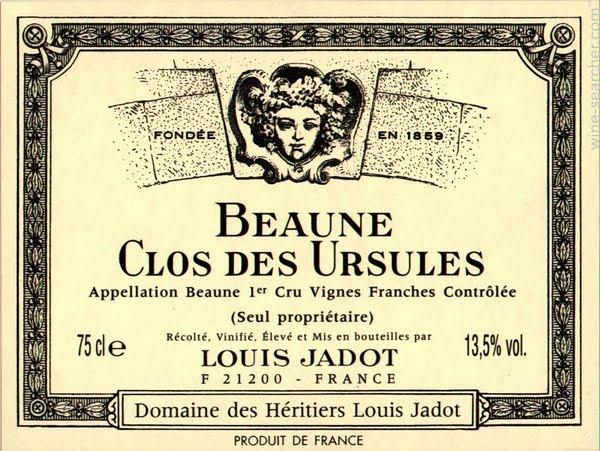Jadot Beaune Ursules