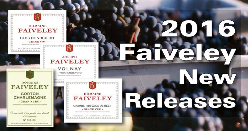 Faiveley 2016 Releases