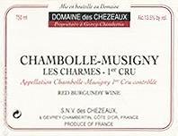 Chezeaux Chambolle Charmes sh