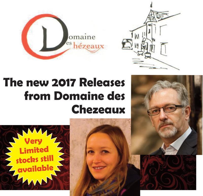 Chezeaux Domaine 2017 PA limited header