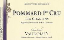 Vaudoisey Chanlins label