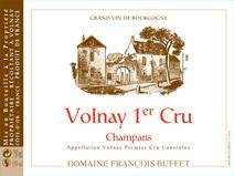 Buffet Champans Label