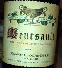Coche-Dury Meursault