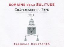 solitude constanza 2015 label