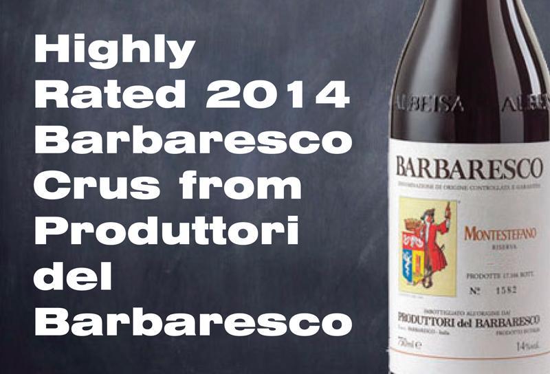 Produttori Barbaresco Crus 2014 header