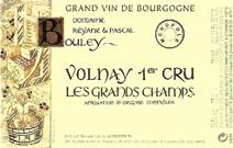 Bouley Pascal Grand Champs label