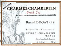 Dugat-Py Charles label old