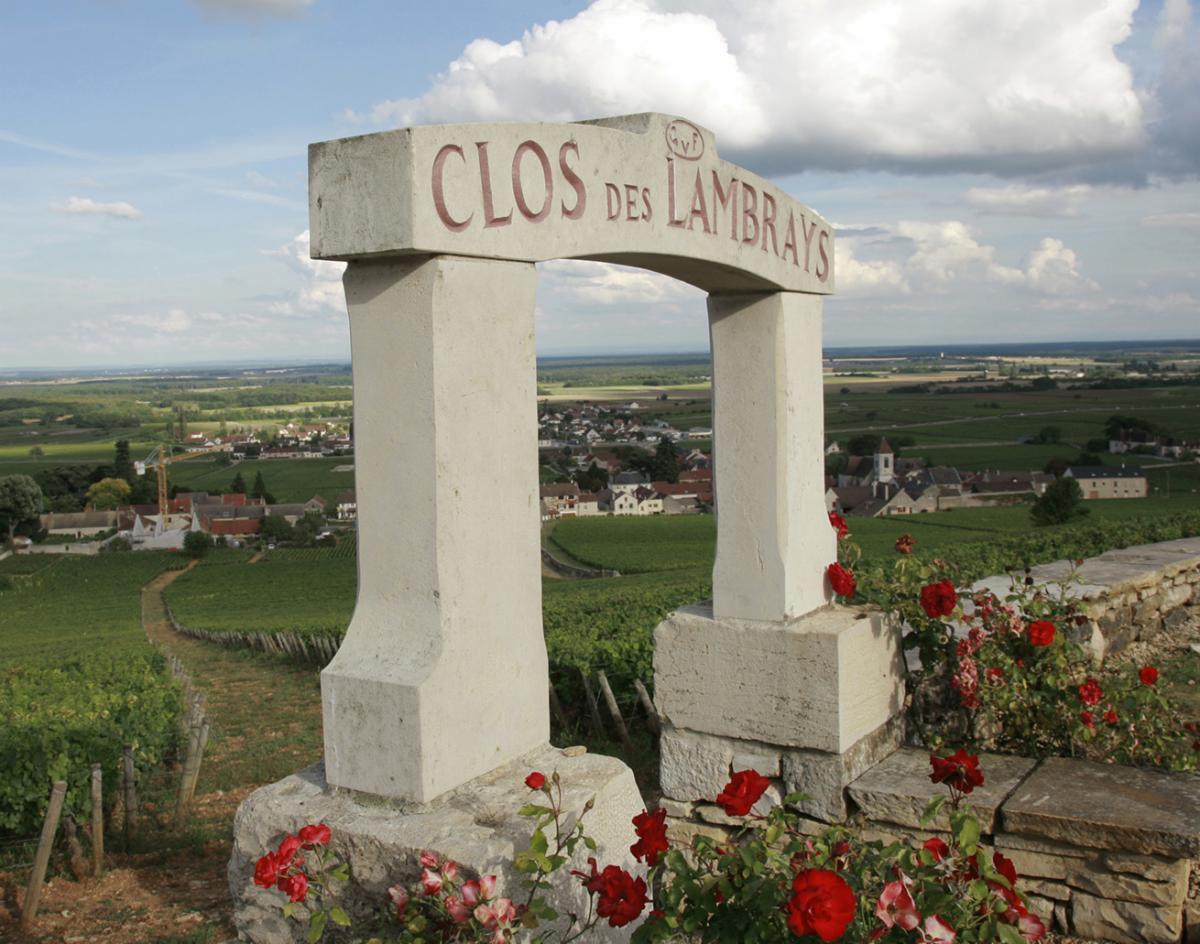 Lambrays gate