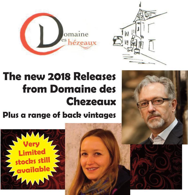 Chezeaux 2018 back vintages header