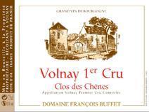 Buffet Chenes label