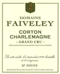 Faiveley C-C Label
