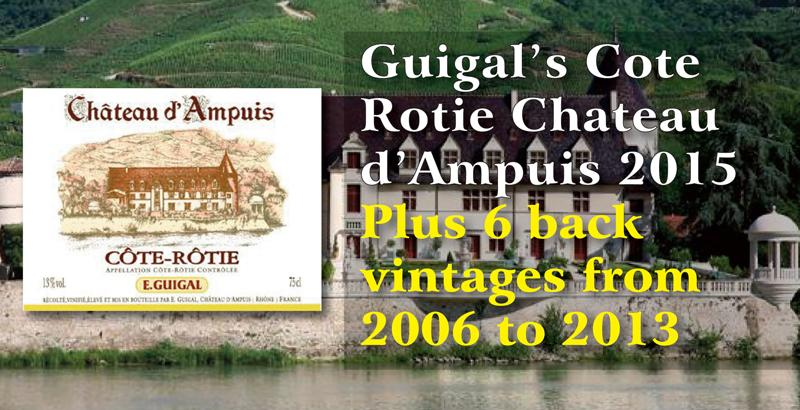 Guigal Ampuis 2015 header