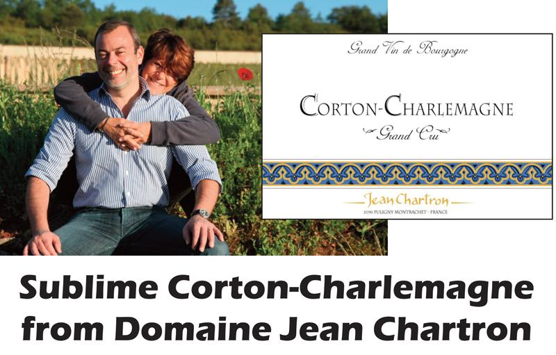 Chartron Corton-Charlemagne header