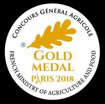 Gold Medal Paris 2018