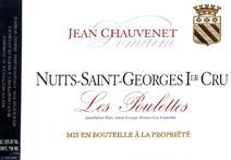 Chauvenet Poulettes label