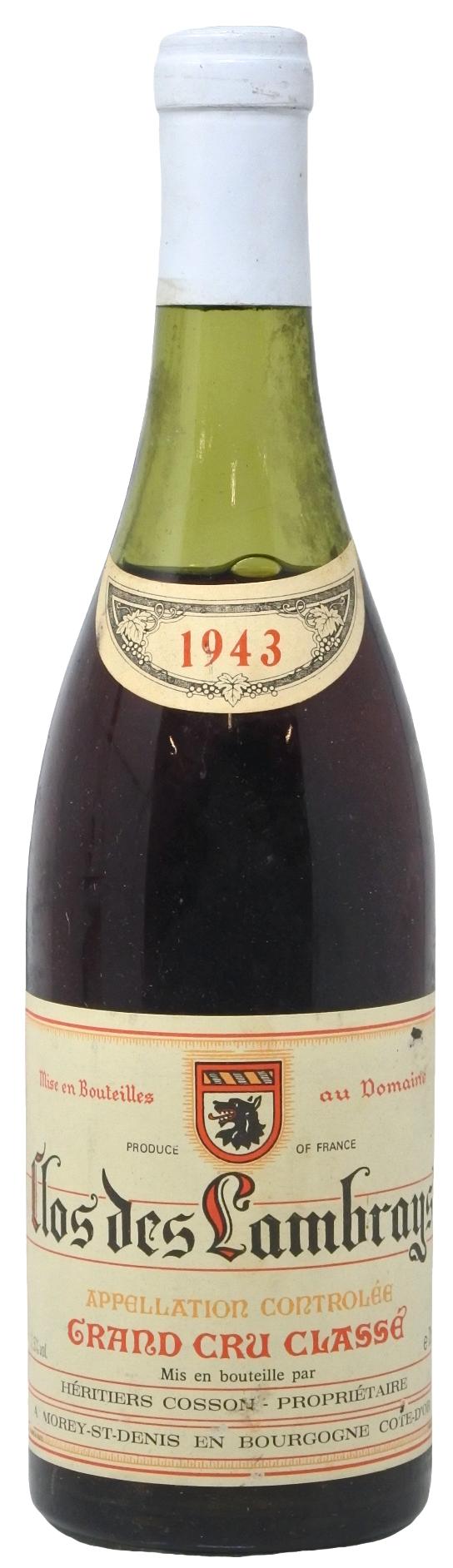 Lambrays 1943