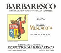 Produttori Muncagota label