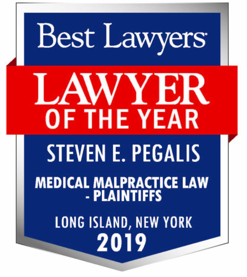 2019 Lawyer of the Year: Steven E. Pegalis
