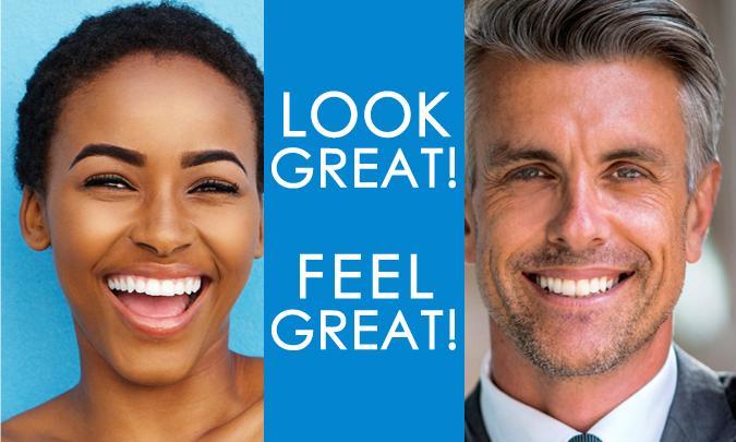 Look Great - Feel Great