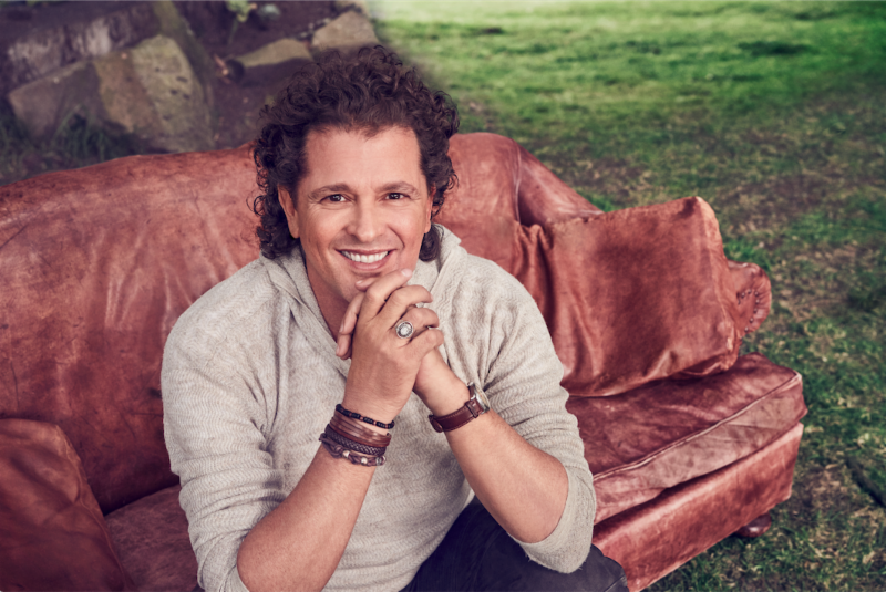 Colombian star Carlos Vives in 2018