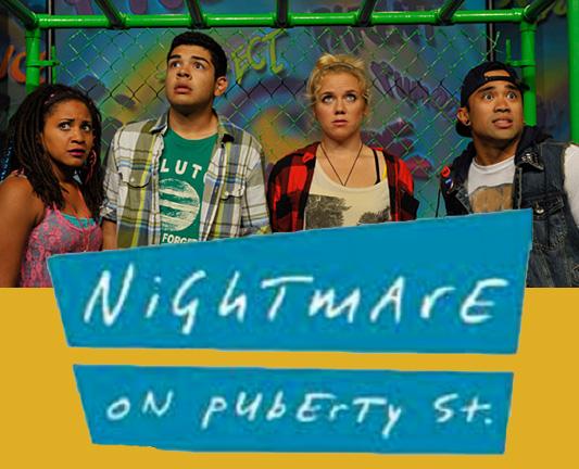 Nightmare on Puberty Street