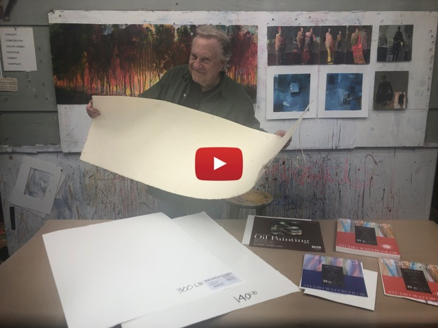 Painting Surfaces Paper