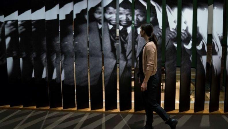Nelson Mandela exhibition opened in CMHR Canadian Museum for Human Rights