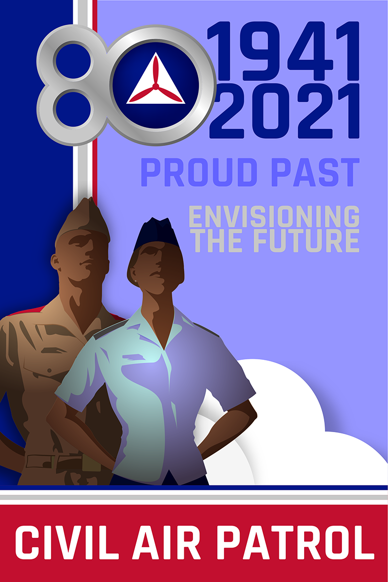 80th Anniversary Poster 2021