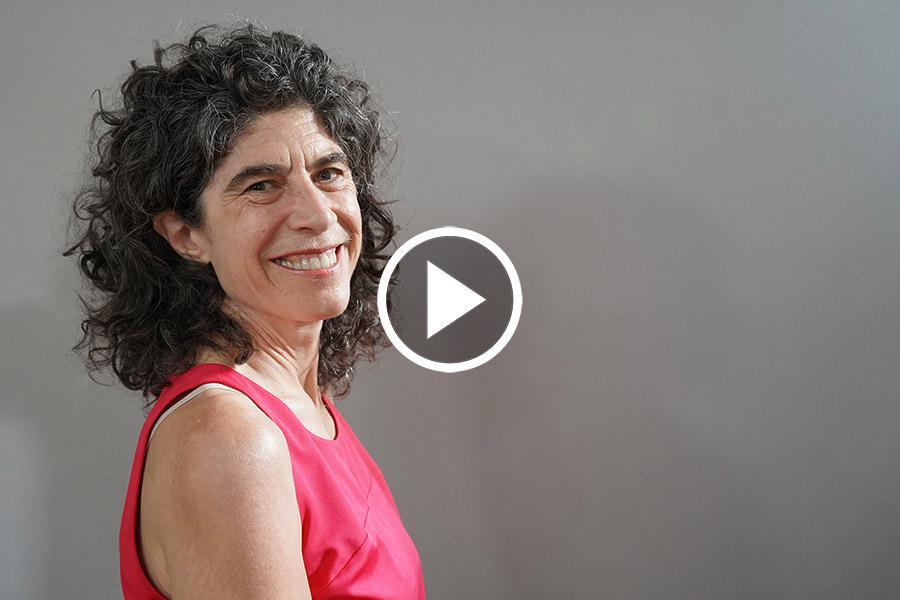 Kairos Alive founder Maria Gennes