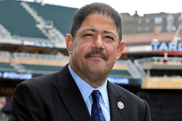 Board member Miguel Ramos headshot