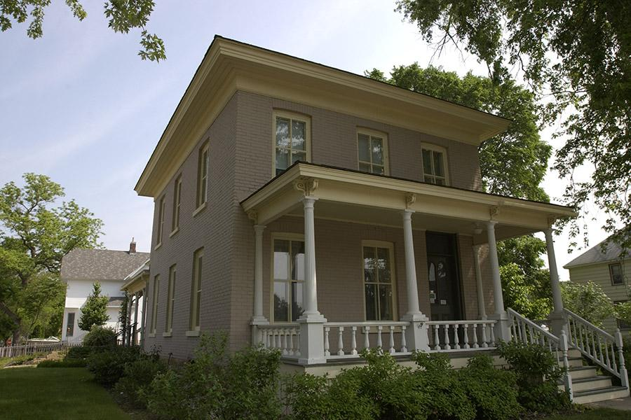 Historic home in Waseca