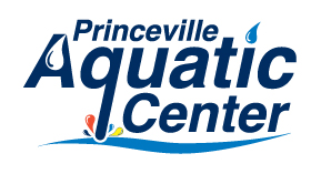 aquatic center color logo