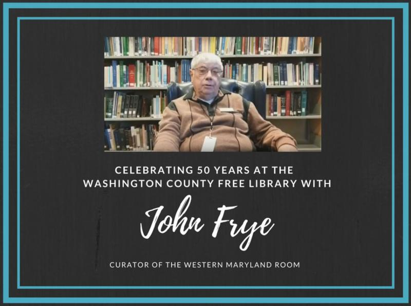 John Frye Interview