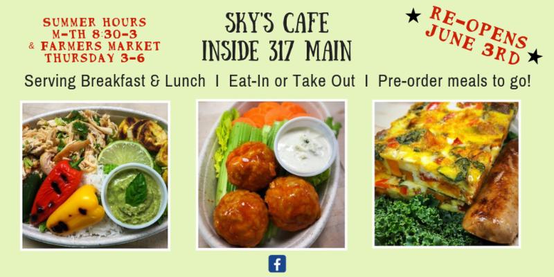 Skys Cafe