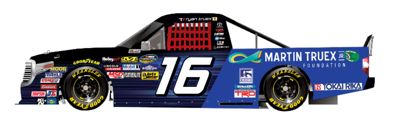 Ryan Truex Las Vegas Motor Speedway Race Preview
