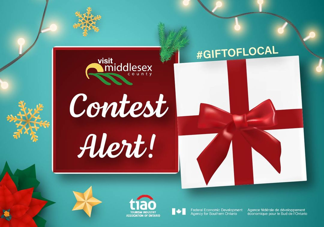 Visit Middlesex Gift of Local Contest Alert