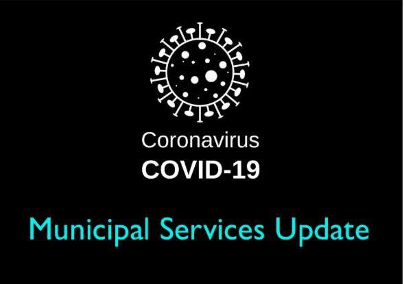 Graphic - Municipal Services Update
