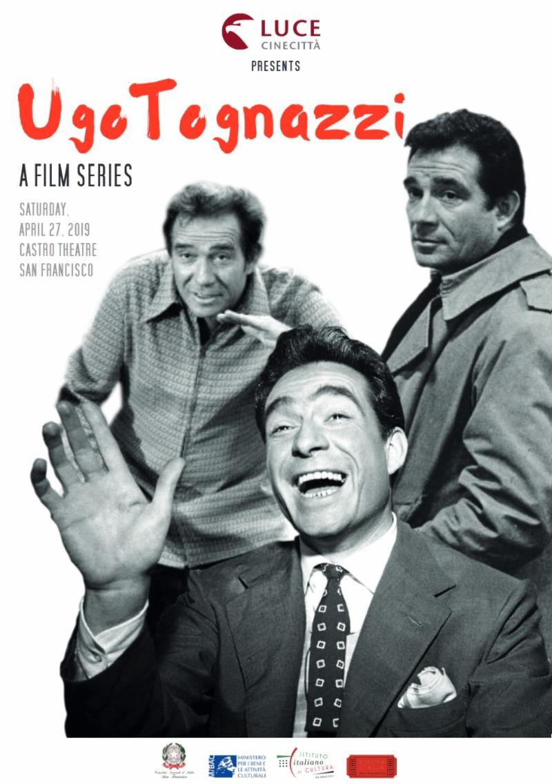 Ugo Tognazzi at the Castro