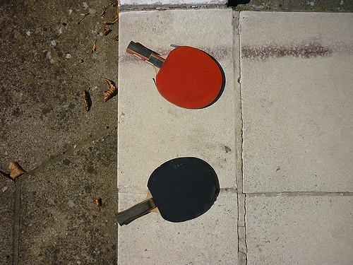 Photo of Ping Pong paddles