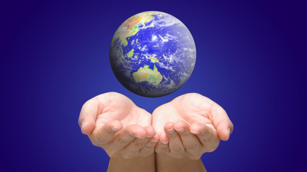 Photo of globe