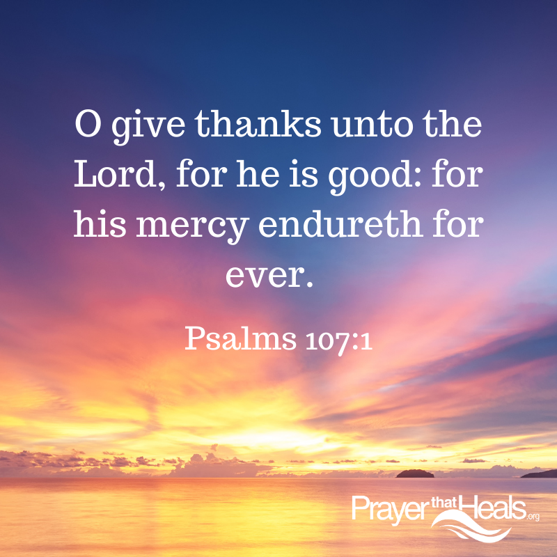 Oh give thanks quote