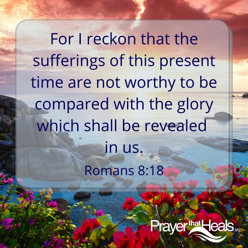 Romans 8:18 quote