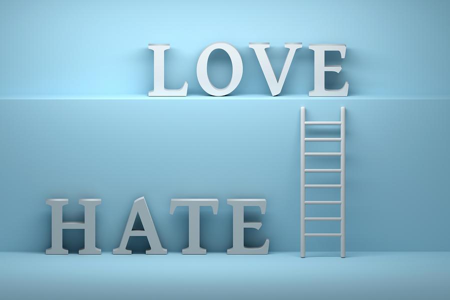 Photo Hate-Love