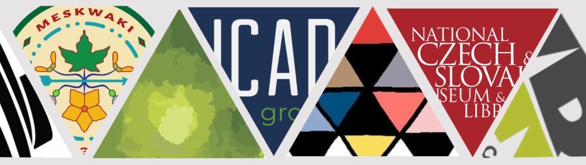 Montage of HPG internship partner logos