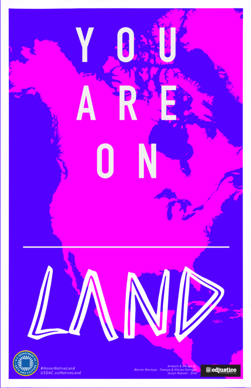 You Are on ___ Land poster