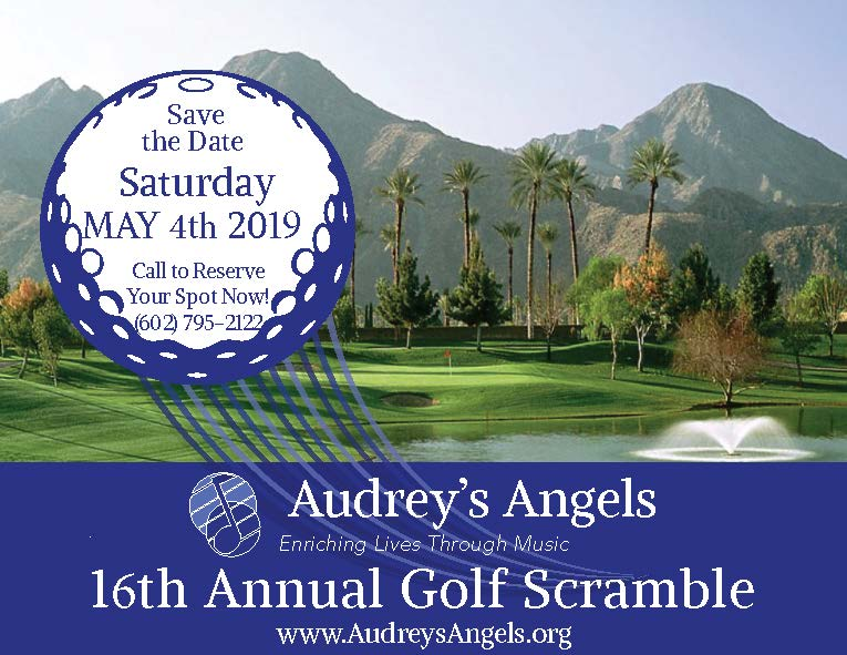 Audrey's Angels 2019 Golf Scramble